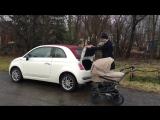 Stroller Testing •Emmaljunga Edge VS FIAT 500