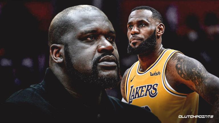 Шакил О′Нил: «Леброн Джеймс – лучший игрок НБА»