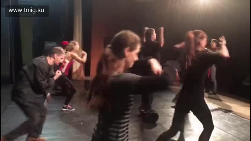 Репетиция Незнайка в Солнечном городе