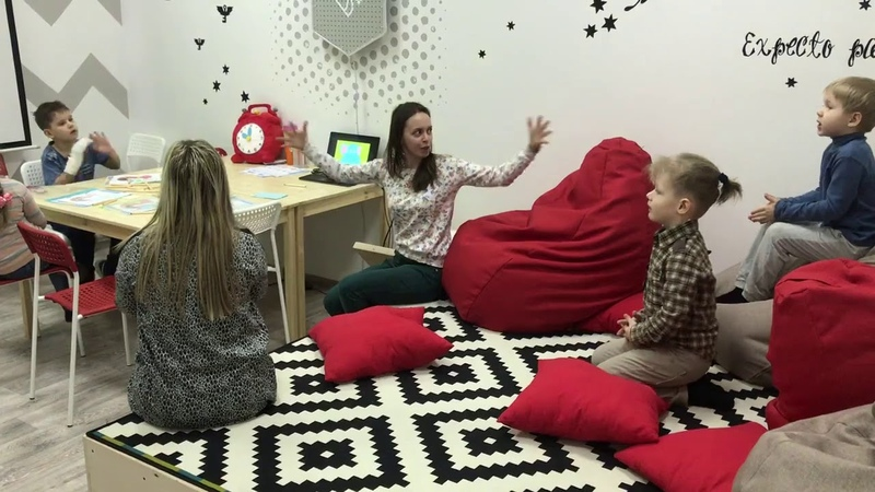 🇬🇧 Игровой английский - лучший вариант для малышей от 3 до 7 лет