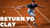 COMEBACK ON CLAY - South America with Dominic Thiem