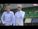 VK 160601 MONSTA X fancam @ KBS2 Cool Kiz On The Block