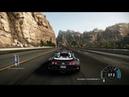 Бешеный тест драйв на полицейском Bugatti Veyron 16.4 в Need For Speed Hot Pursuit 2010