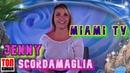 Miami TV Jenny Scordamaglia live video ❤️ майами тв Дженни Скордамаглия видео