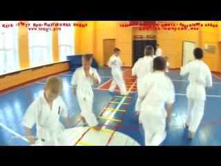 Клуб «Тэнгу Про» Самооборона и Подготовка бойца - Кёкусинкай Карате https://vk.com/oyama_mas