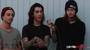 Bad Omens band interview (Live footage Doc. footage) - Orangevale, CA 8/19/16