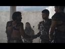Спартак Война проклятых Красс не берет пример с наших прошлых врагов