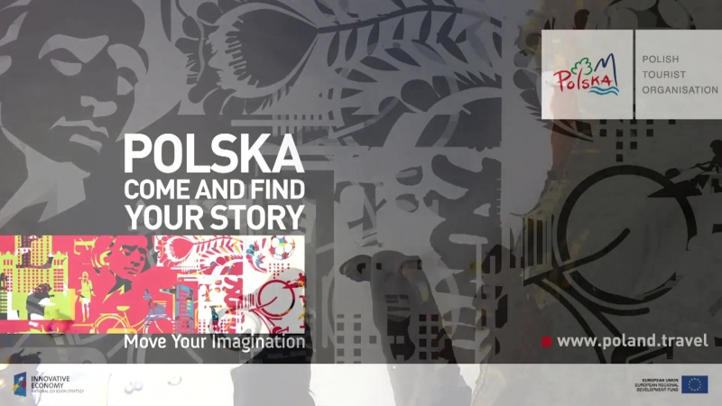Polska. Come and find your story!