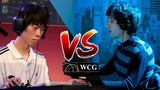 WC3 Grubby (Orc) vs. Moon (Night Elf) WCG 2008 GF G2 Warcraft 3