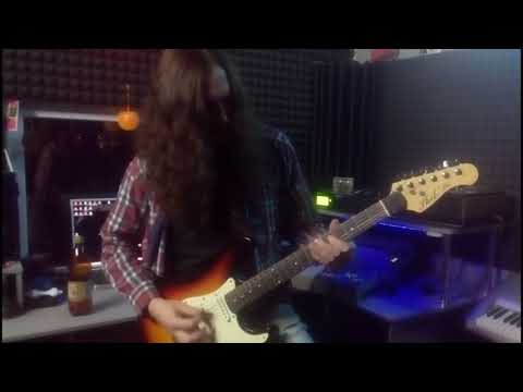 Annihilator Syn Kill 1 guitar nedocover