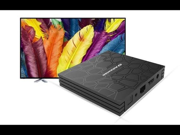 Конкурс! Лучший центр развлечений Smart box из всех Alfawise T9 TV Box. Заменит домашний компьютер