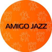 Логотип Школа танцев AMIGO JAZZ Самара / Сальса / Бачата