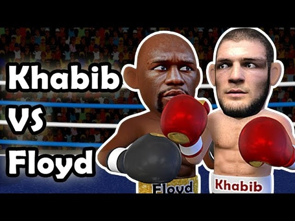 Khabib Nurmagomedov VS Floyd Mayweather how the fight will go