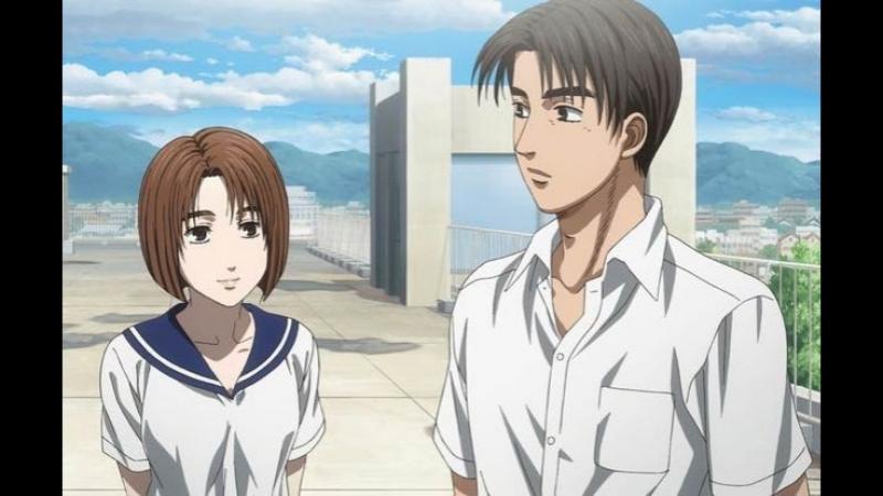 - Такуми x Нацуки【Initial D】
