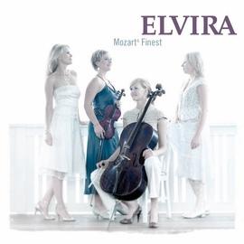Elvira альбом Mozart's Finest