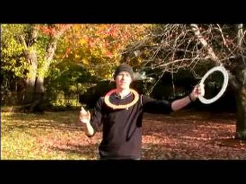 How to Juggle Three Rings : Get Tips for Throwing Rings in Juggling