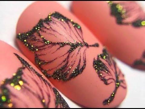 New Autumn Nail Art Designs✔Amazing Nail Art Tutorial Compilation (BeautyIdeas Nail Art)