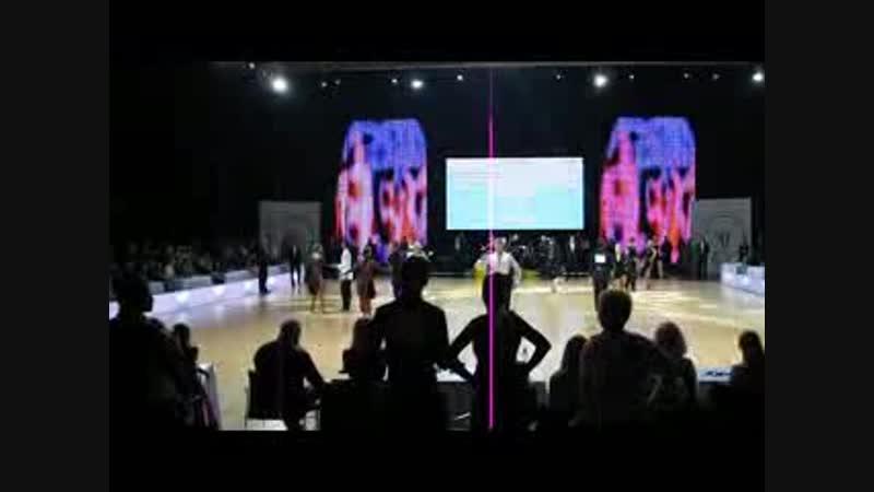 Минск Capital Cup Grand Prix Adult Final Джайв