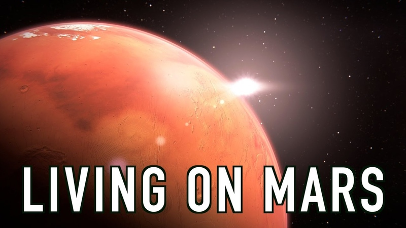 Escaping Earth: The Challenges of Colonizing Mars