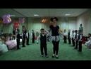 Танец Кляксы на выпускном в детском саду