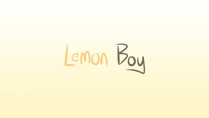 Lemon Boy __ BNHA animatic 【Kiribaku】