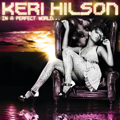 Keri Hilson альбом In A Perfect World... (UK Edition)