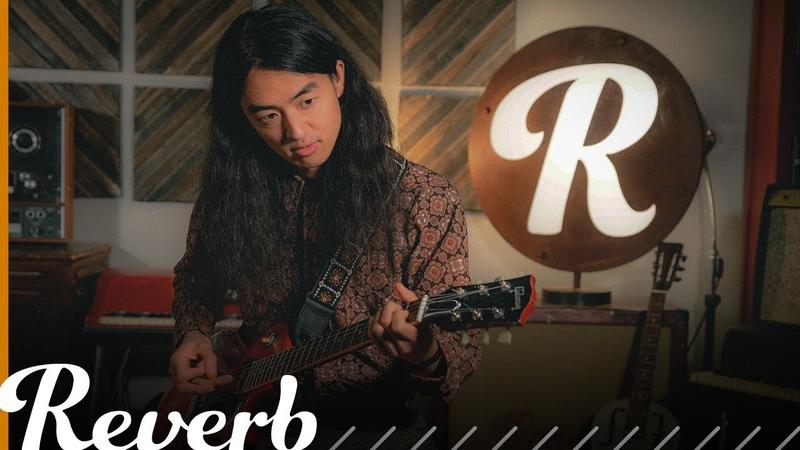 Tomo Katsurada of Kikagaku Moyo on Psychedelic Delay and Fuzz Pedals | Reverb Interview
