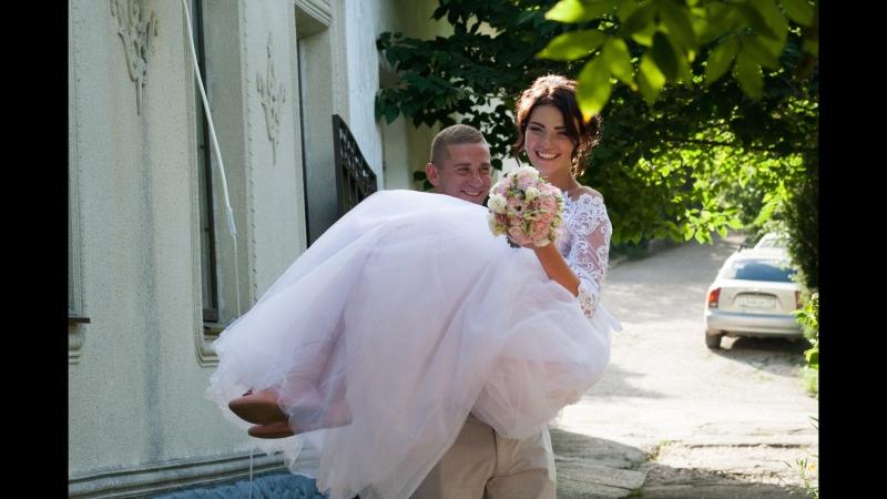 Свадьба Анюты и Саши ❤️ (03.08.18)