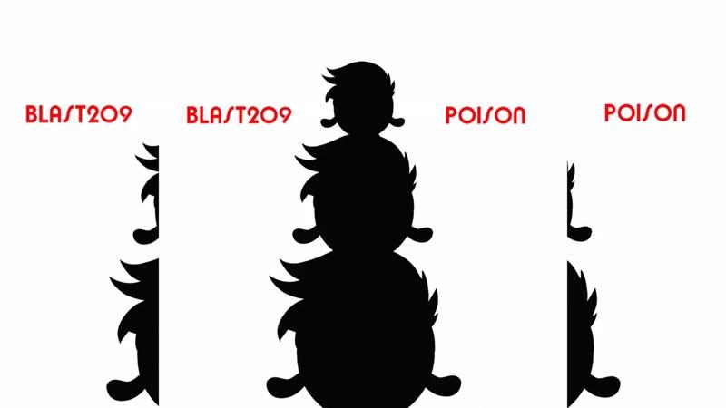 Шарарам. blast209 - Poison (Audio)