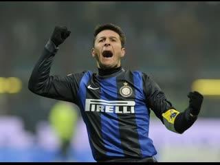 Javier zanetti - all of his 21 inter goals