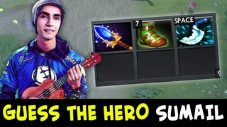 Guess the hero — SumaiL unexpected BUILD order