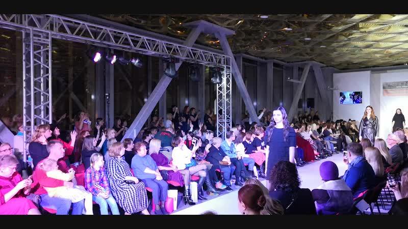 Специальный гость Недели моды в Екатеринбурге Игорь Чапурин Москва