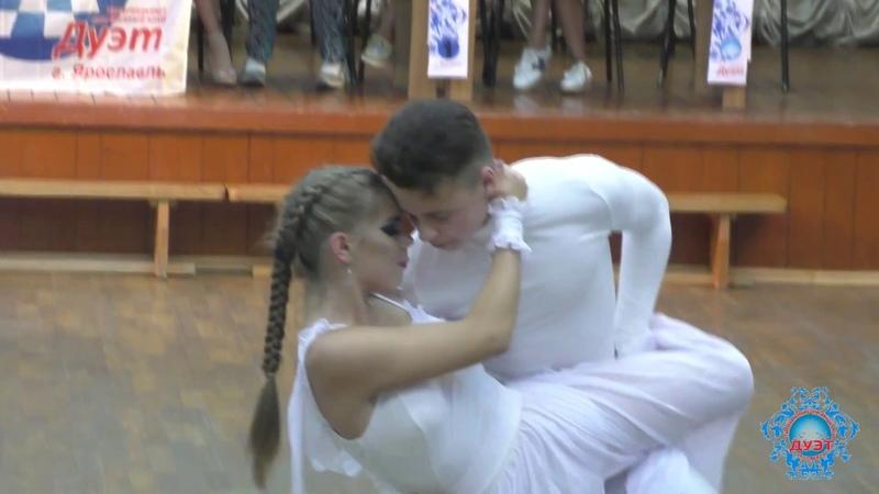 Клип видеомонтаж нарезка лучших моментов танцы Дуэт Ярославль