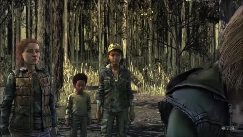 Russian Trailer The Walking Dead Game Final Season