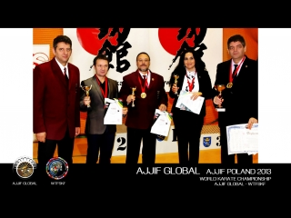 AJJIF GLOBAL - POLAND ( World Karate Championship )