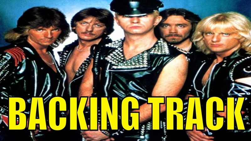 Jam-Along Backing Track | Judas Priest | Pain and Pleasure