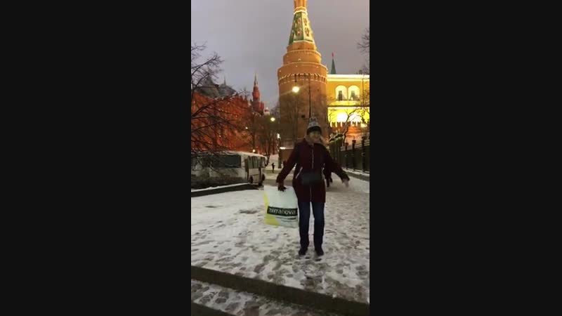 Москва 2018год