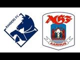 Alka Superliga Runde 5. Randers Fc - AGF 0 - 0 Spille Dato 128-18