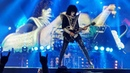 KISS Shock Me with guitar solo Moline August 5th 2016 Tommy Thayer
