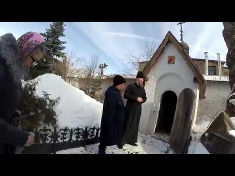 Семь дней №28 Симонов монастырь