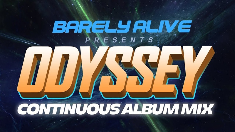 Barely Alive Odyssey LP Continuous Mix