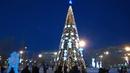 Открытие новогодней ёлки в Архангельске. Интервью с Древархом Просветлённым.