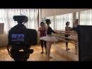 Видео-урок по балетной осанке.