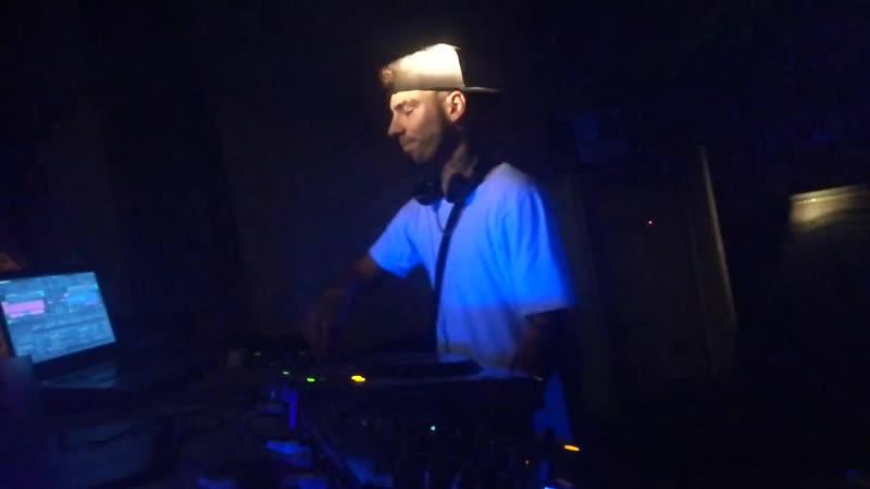 ElFigo Live Videoset @ Techno Invasion 1 Subsolo Ovar 10 11 2018