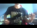 As i Lay Dying riff