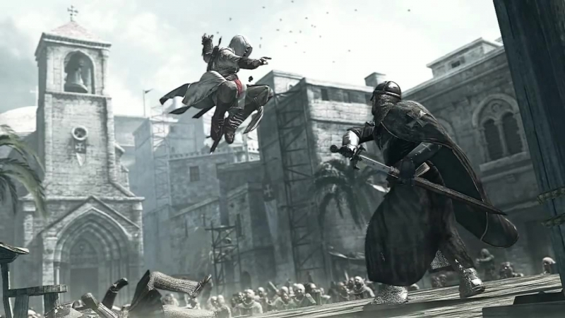 Assassin's creed Fuck You All the Time Altair