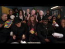 Jimmy Fallon, Aerosmith The Roots Sing Walk This Way (Classroom Instruments)
