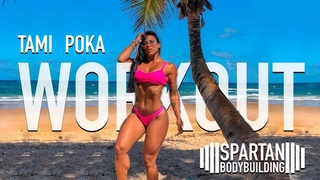 Tami Poka workout | Spartan Bodybuilding