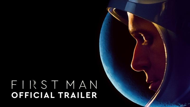 First Man - Official Trailer 2 [HD]