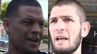 НЕЙТ ДИАЗ НАЕХАЛ НА ХАБИБА ПЕРЕД БОЕМ С МАКГРЕГОРОМ! ПОДРОБНОСТИ ВТОРОЙ ПРЕСС-КОНФЕРЕНЦИИ UFC 229!